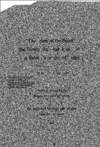 augustine dissertation abstract