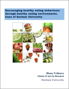 thesis statement on healthful eating Qualified academic help starting at $798 per page get discount now papers writing service - best in uk, thesis statement for research paper on eating disorders.