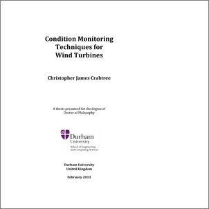 Phd thesis on condition monitoring of induction motor